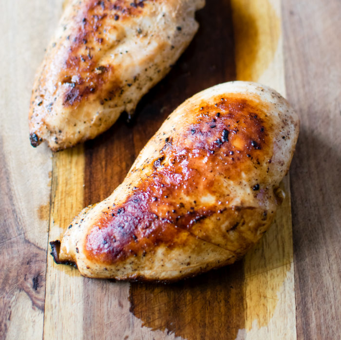 Pickle Brined Chicken Breast