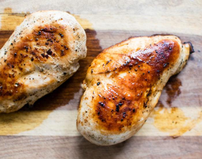 Brined Chicken Breast