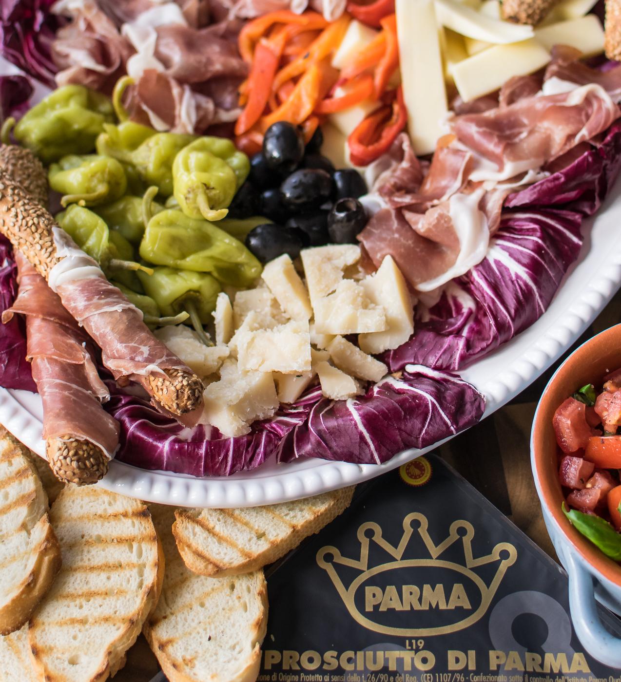 Italian Antipasti With Prosciutto Di Parma Carolyn S Cooking
