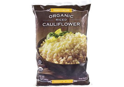 frozen Organic cauliflower rice