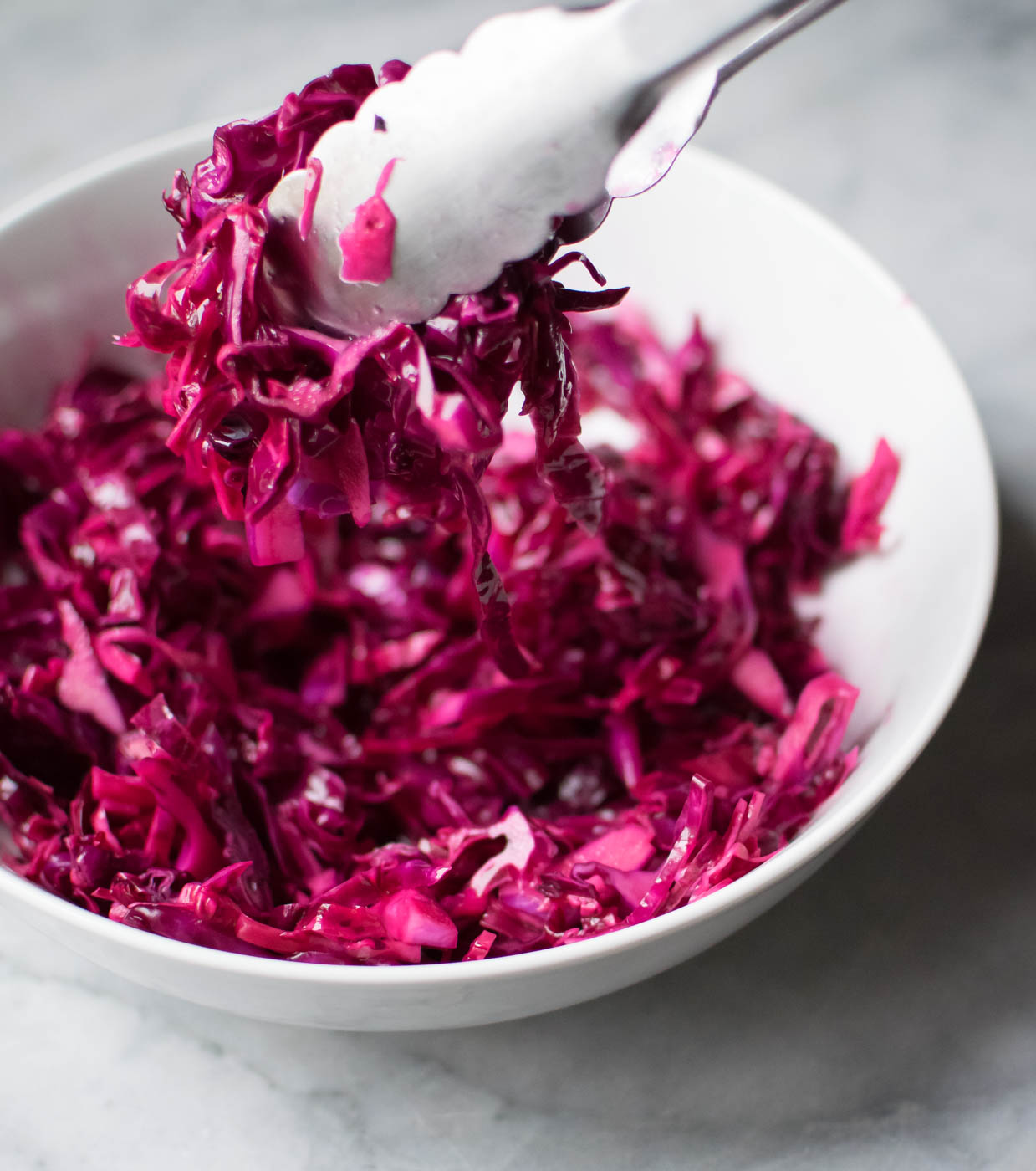 My Favorite Quick Pickled Red Cabbage