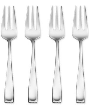 Oneida Moda 4-Pc. Cocktail Fork Set