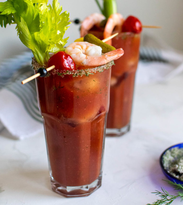 Aquavit Bloody Mary