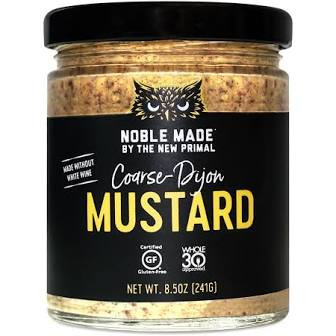 The New Primal Coarse Dijon Mustard
