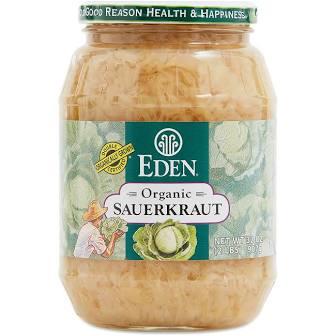 Eden Sauerkraut