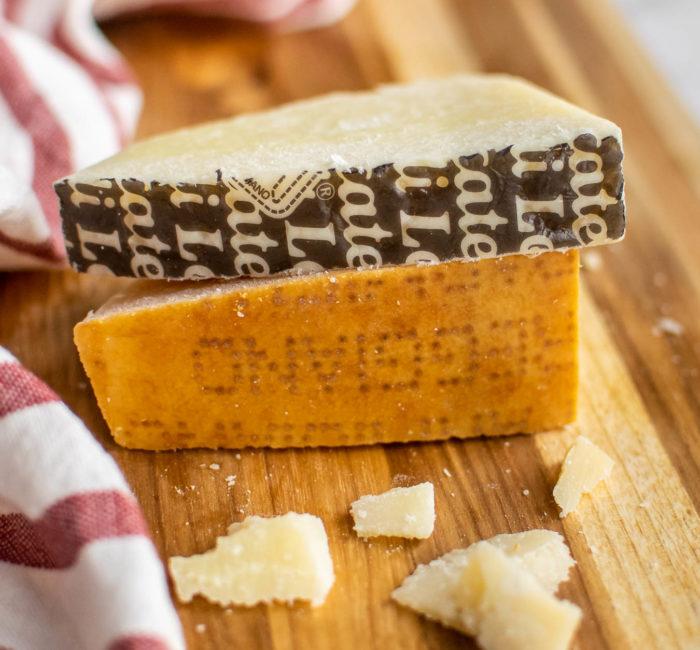 Cheeses for Carbonara